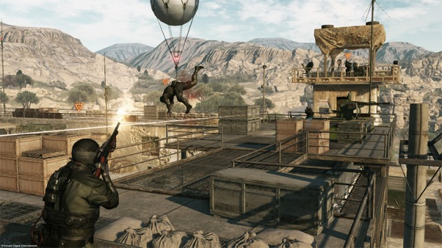 Metal Gear Online Tentatively Releases On PC Tomorrow In The Form Of A Beta