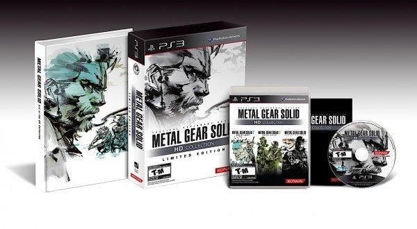 Metal Gear Solid HD Collection Enters North America November 8