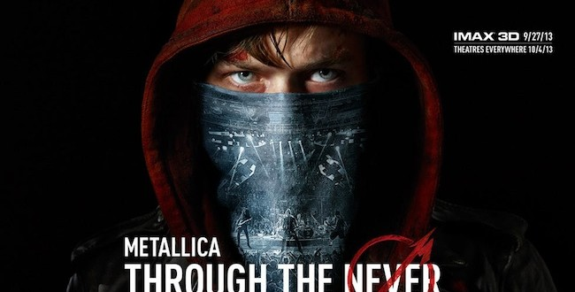 metallica through the never banner 650x330 Metallica Through The Never Capsule Review [TIFF 2013]