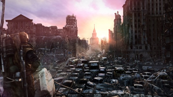 Metro: Last Light Pushed To May 2013 Release