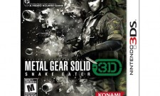 Metal Gear Solid: Snake Eater 3D Will Deploy In February