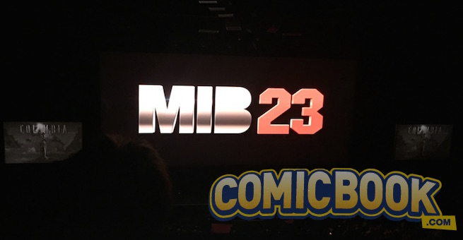 Men In Black/Jump Street Crossover Gets Official Title And Logo