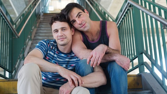 James Franco And Zachary Quinto Couple Up In First Image From Michael