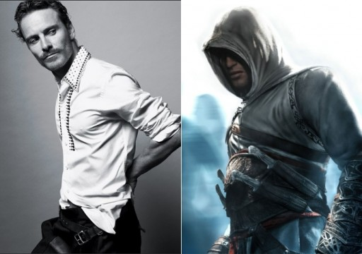 michael fassbender to star and produce in film version of assassins creed video game 512x360 Michael Fassbender Attached To An Assassins Creed Adaptation