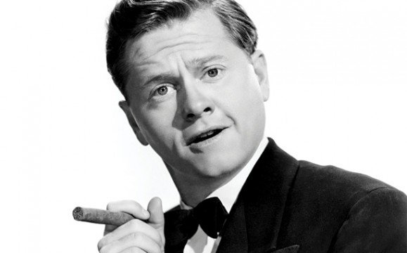 Mickey Rooney Dead At 93