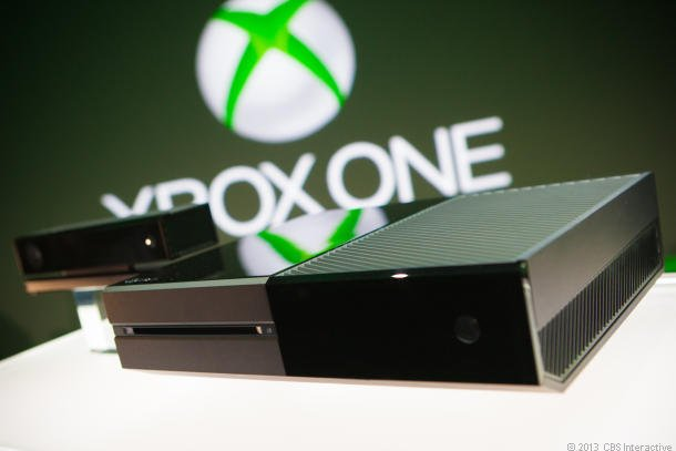 Microsoft Talks Sales Goals For Xbox One