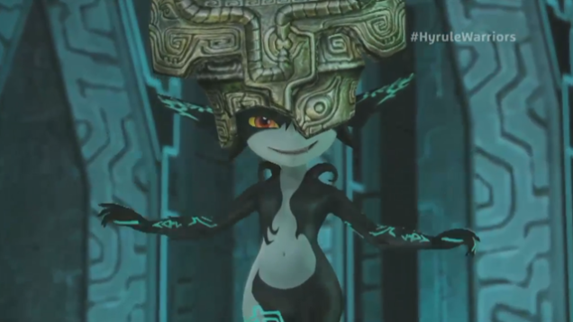 Midna Will Bring Magical Summons To Hyrule Warriors