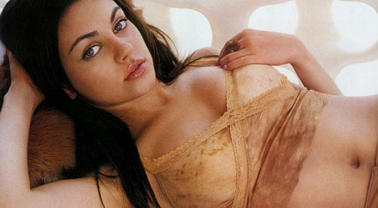 Mila Kunis Joins Sam Raimi's Oz, The Great And Powerful