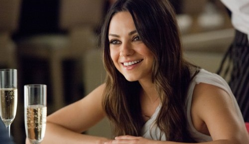 Mila Kunis Will Make A Guest Appearance On Two And A Half Men