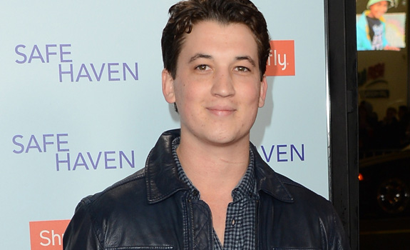 Will Miles Teller Star In The Fantastic Four Reboot?
