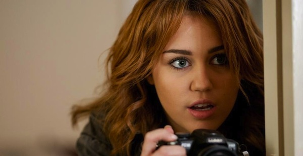 First Trailer For Miley Cyrus' So Undercover