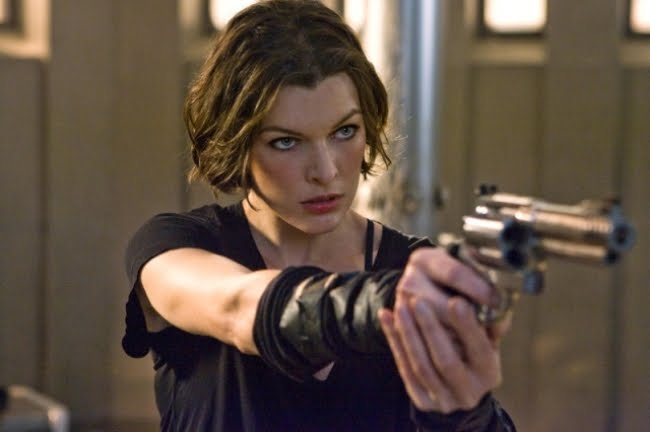 millajovovich Milla Jovovich And Nicolas Cage In Negotiations For The Expendables 3