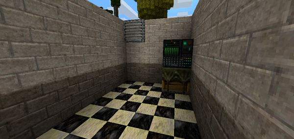 Texture Pack Adds Half-Life To Minecraft