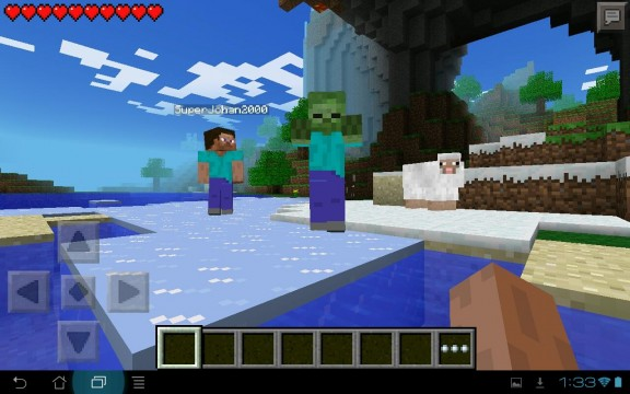 Minecraft Pocket Edition Sells More Than 21 Million Copies