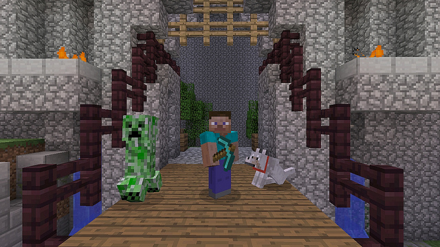 Minecraft Coming To The Xbox One, PlayStation 4 And PlayStation Vita In August