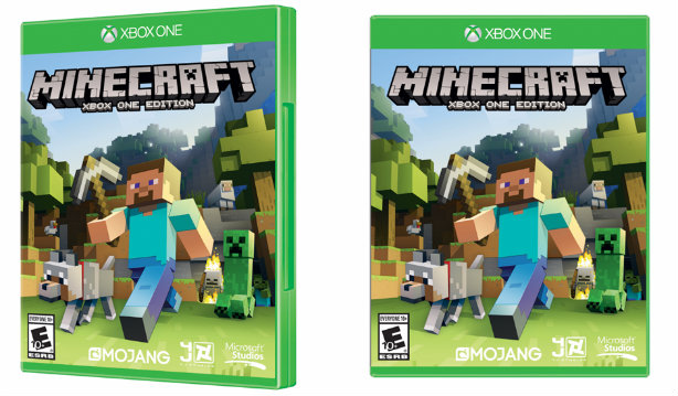 Minecraft: Xbox One Edition Hammers Onto Shelves In November