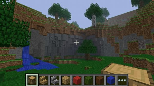 Xperia PLAY: Minecraft BuildforKristen Contest Details