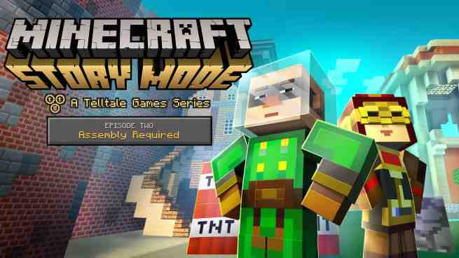 Minecraft: Story Mode Episode 2 - Assembly Required Review