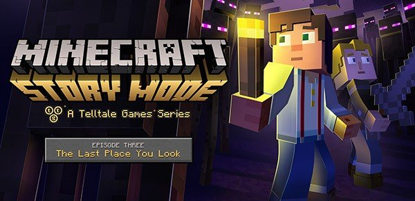 Minecraft: Story Mode Episode 3 – The Last Place You Look Review