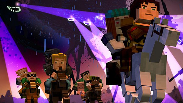 Minecraft: Story Mode Episode 4 – A Block And A Hard Place Review