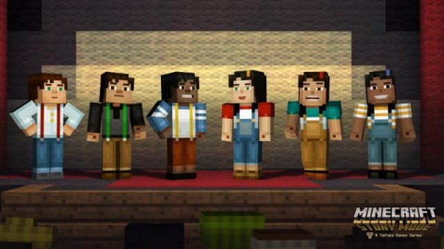 Minecraft: Story Mode Will Let Players Choose Multiple Appearances For The Lead Character