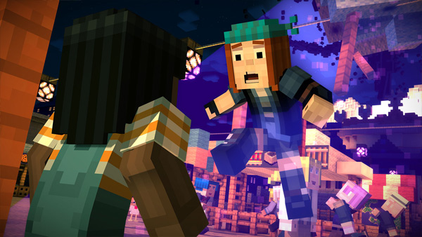 Minecraft: Story Mode Episode 1 - The Order Of The Stone Review