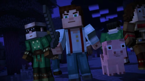 Minecraft: Story Mode Episode 2 – Assembly Required Review