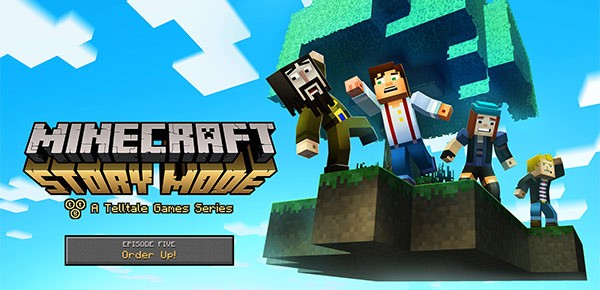 Minecraft: Story Mode Episode 5 – Order Up! Review