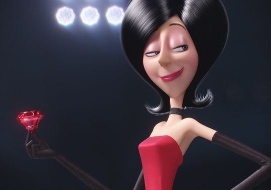 Check Out Sandra Bullock's Minions Character Scarlet Overkill