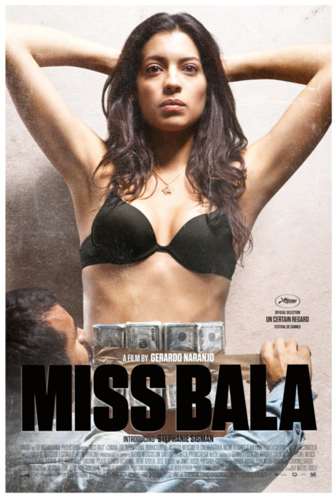 Trailer For Mexican Thriller Miss Bala