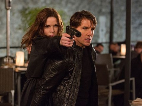 Rebecca Ferguson Signs On For Mission: Impossible 6