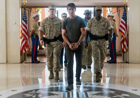 Tom Cruise Is Back In Action In First Teaser For Mission: Impossible - Rogue Nation