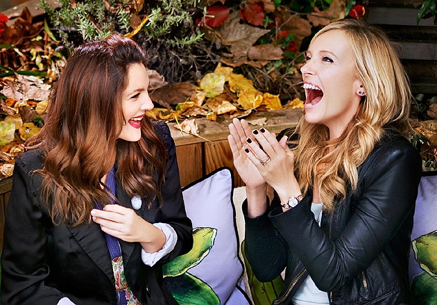 First Image From Miss You Already Has Drew Barrymore And Toni Collette Sharing A Laugh