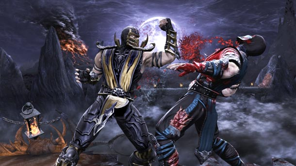 Mortal Kombat's Best Fatalities