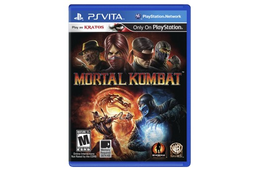 Mortal Kombat Vita Will Allow Portable Fatalities This Spring
