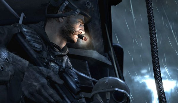 modern warfare 4 captain price copy