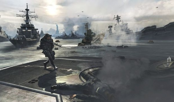 Two Modern Warfare 3 Screens Explode Onto The Internet