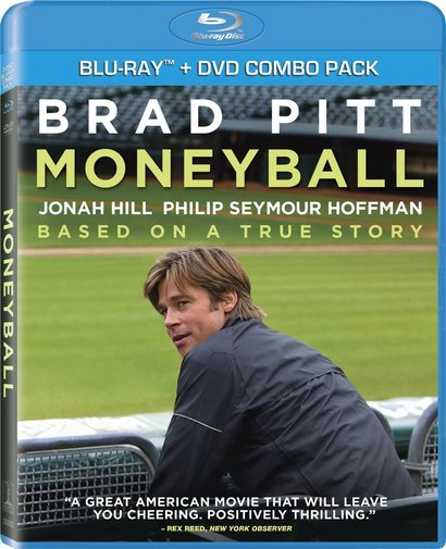 Moneyball Blu-Ray Review