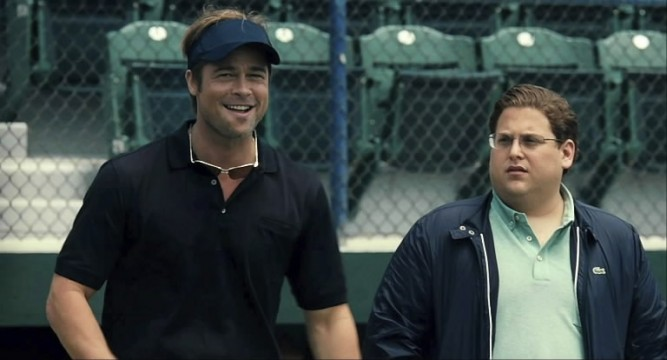 moneyball2 667x360 The Top 10 Baseball Movies Of All Time