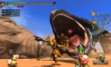First Monster Hunter 3 Ultimate Wii U Screenshots