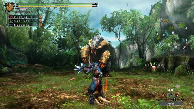 monster hunter 3 ultimate wii u 31 Capcom Has Region Locked Monster Hunter 3 Ultimate Online Multiplayer