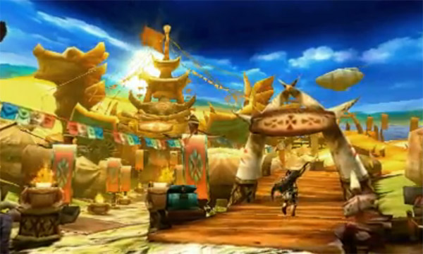 Monster Hunter 4 Launches March 2013 In Japan