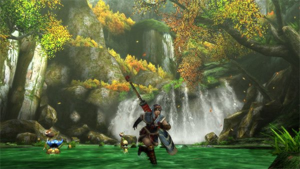 monsterhunter3ultimate 1 Monster Hunter 3 Ultimate Review
