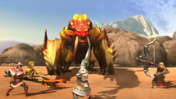monsterhunter3ultimate 2 Monster Hunter 3 Ultimate Review