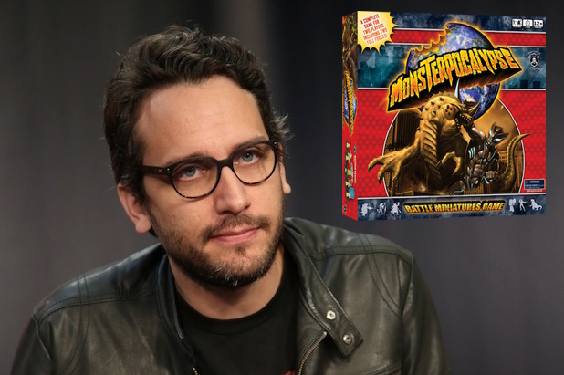 Evil Dead Reboot Director Fede Alvarez Attached To Direct Monsterpocalypse Board Game Adaptation