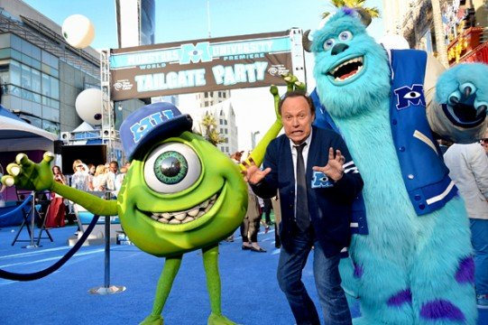 Press Conference Interview With Billy Crystal On Monsters University