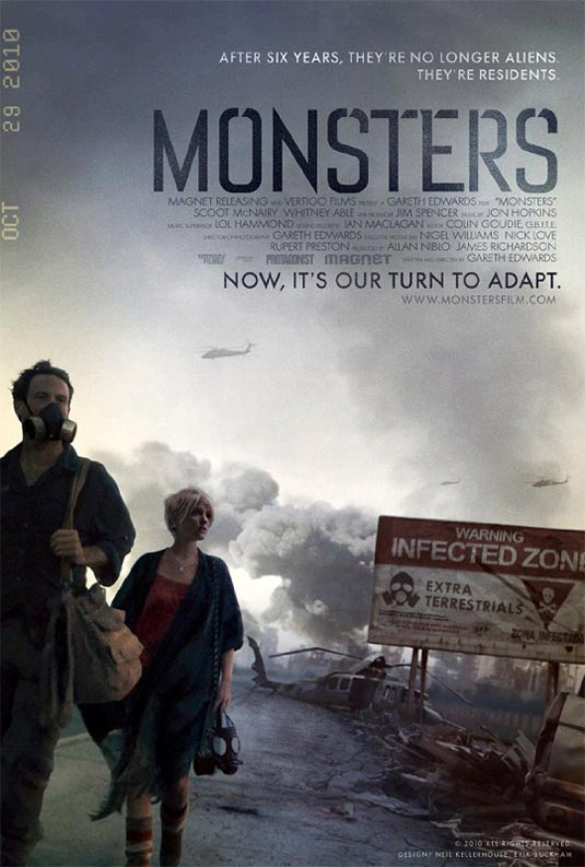Monsters Review