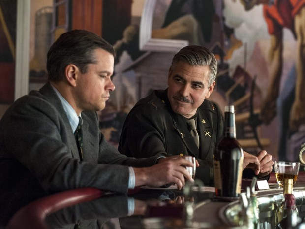 The Monuments Men Has Been Delayed To 2014