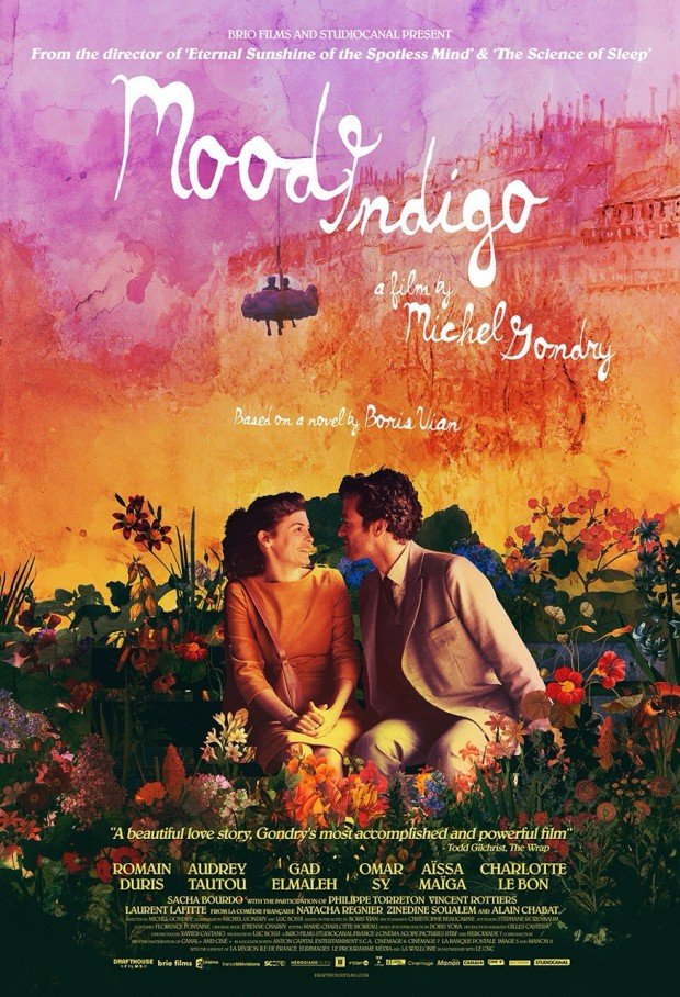 Watch The First U.S. Trailer For Michel Gondry's Mood Indigo