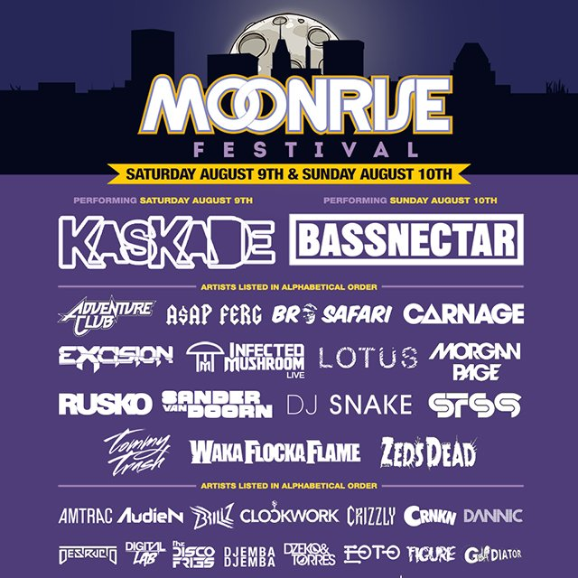 10 Unmissable Sets At The 2014 Moonrise Festival